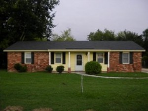 One of our homes for sale in Augusta GA