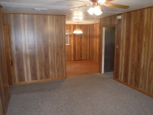 12 X 16 Separate Living Room With Ceiling Fan Veteran S