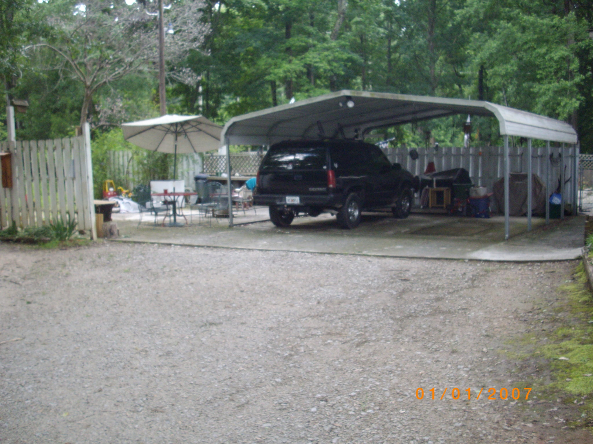 Double Carport With Patio Area Veteran S Realty Of Augusta